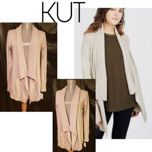 """KUT FROM THE KLOTH """"Amabelle"""" Knit Cardigan. Sm"""